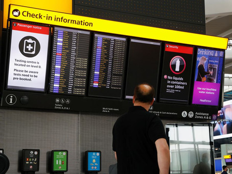 UK drops Portugal from safe travel list in major blow to airlines