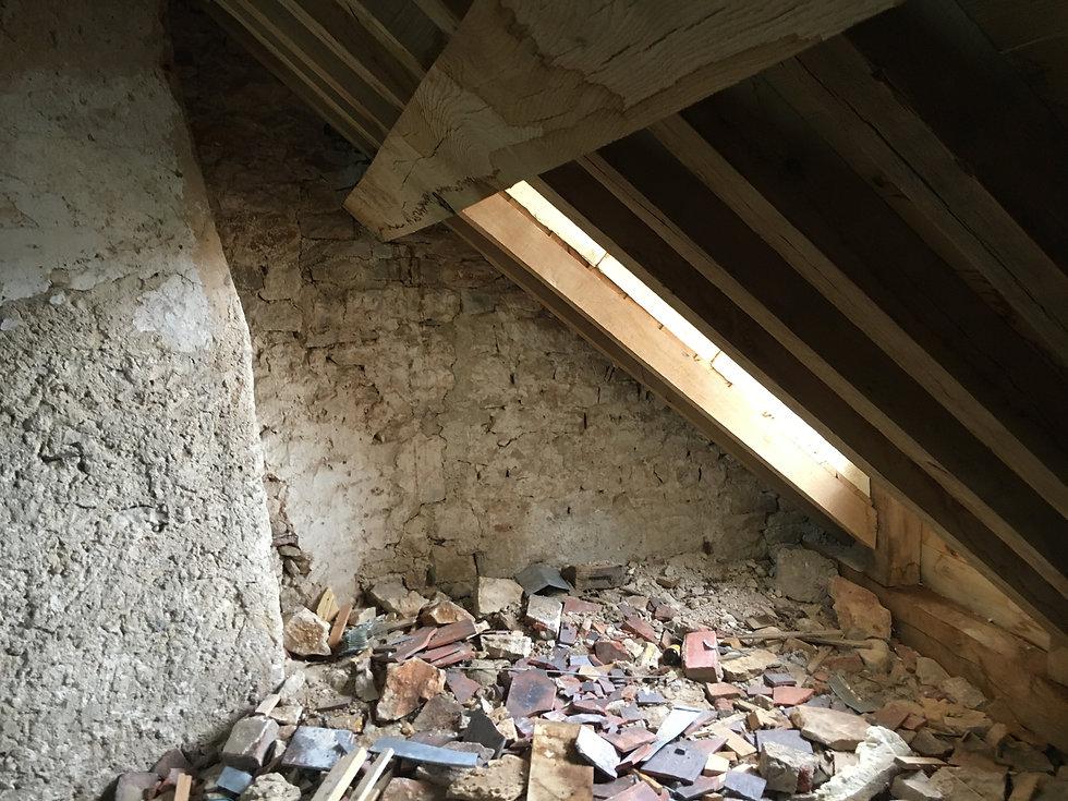 REVERS Atelier d'architecture I Rénovation et restructuration d'une maison de ville / 2 caves, 1 boutique, 2 logements I Vezelay I photos REVERS 11
