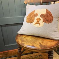 Tailor made cushions