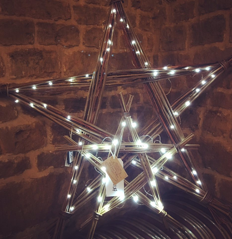 Large Decorative Stars