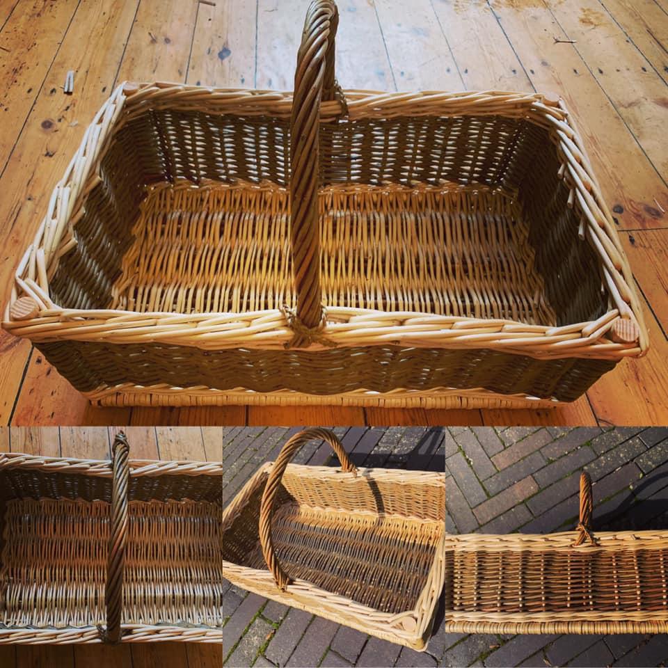 Large Willow Basket