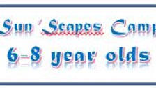 Sun 'Scapes Camp (Sports 6-8yrs) Jul 27. - Tuesday 9:00am