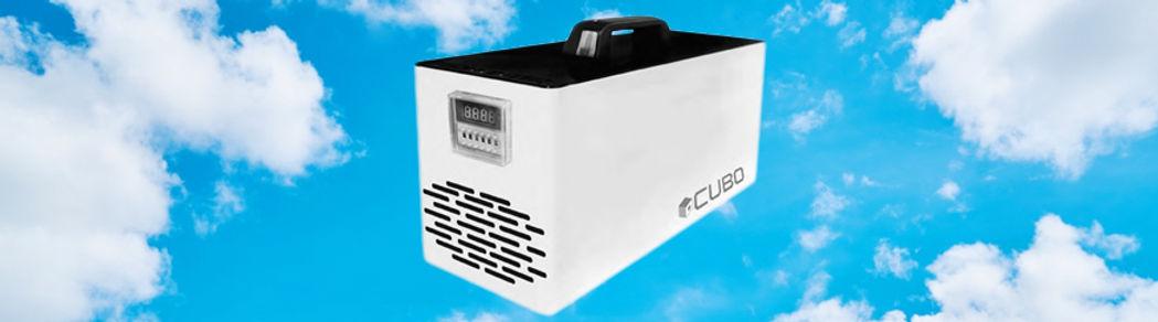 Ionizador purificador de aire