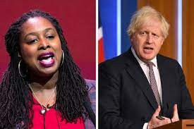 Our Prime Minister is a liar… Dawn Butler MP …Out of the Shadows Shero 2021