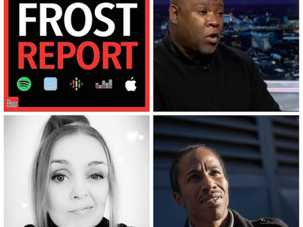 The Frost Report ….The Famous 4