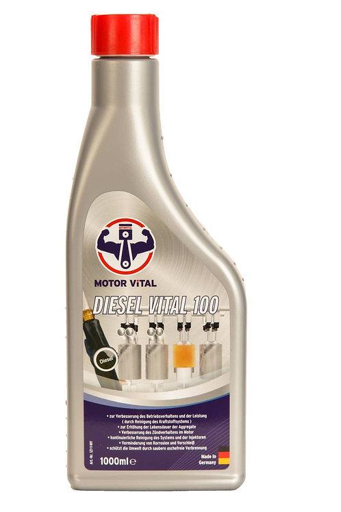 MOTOR VITAL Diesel Additiv Vital 100 1000 ml