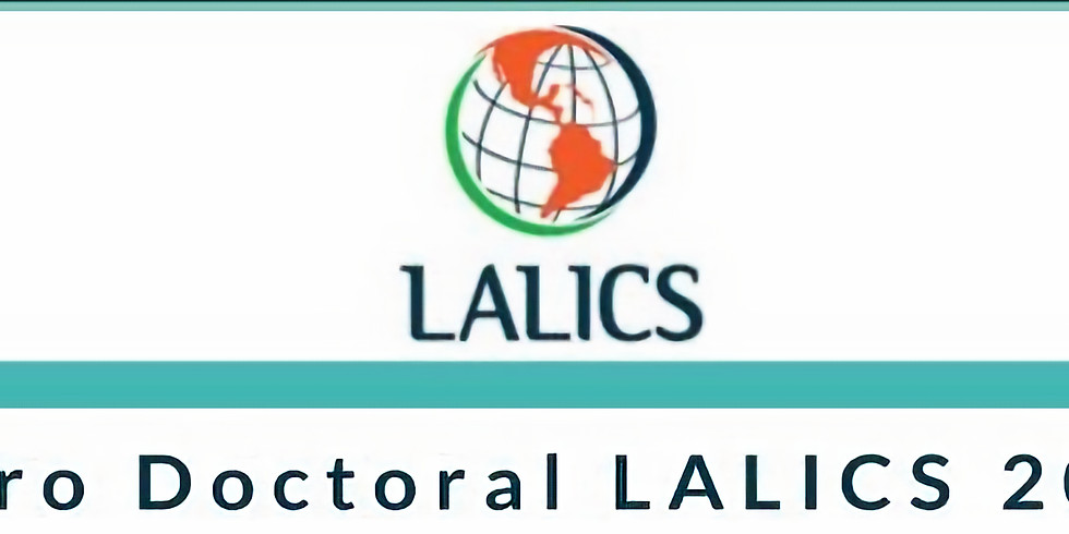 Foro Doctoral LALICS 2018