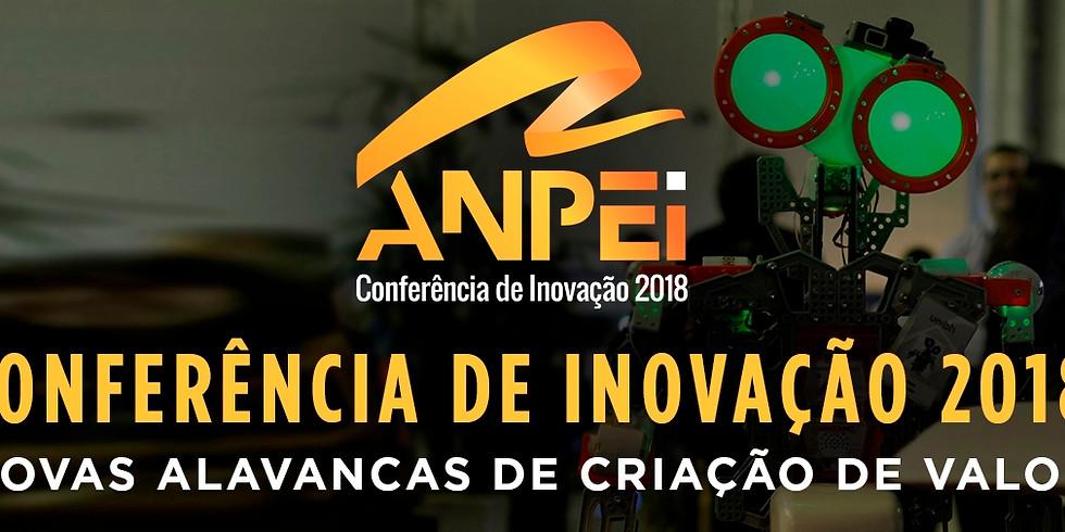 Conferência ANPEI de Inovação 2018