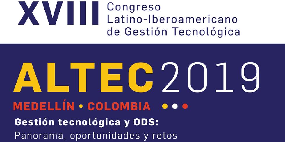 XVIII Congreso ALTEC 2019