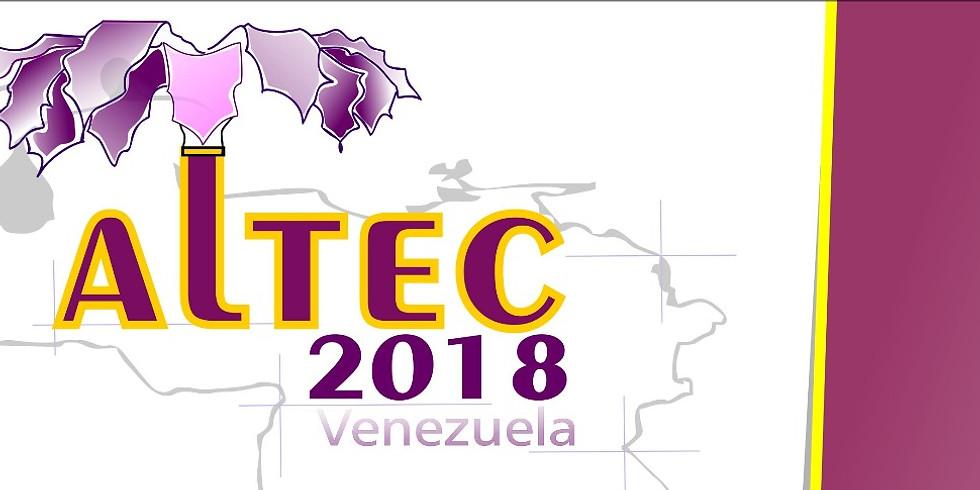 VI Seminario ALTEC 2018