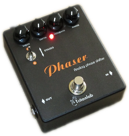Guitar and Bass Phaser