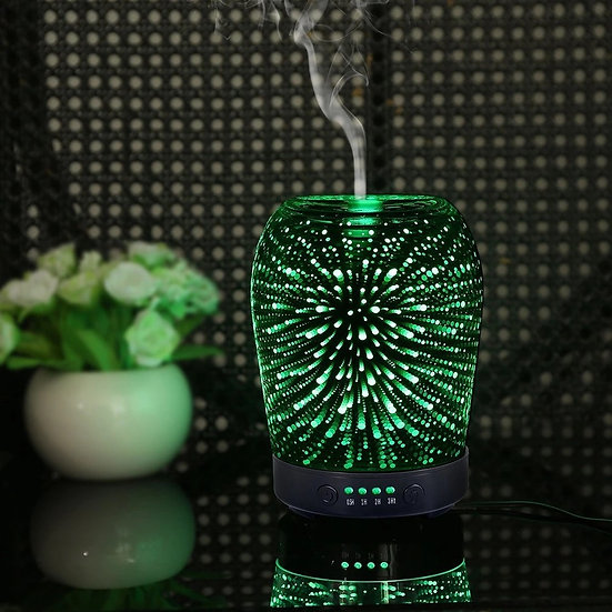Fireworks Glass Diffuser