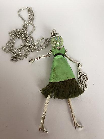 Girlie necklaces