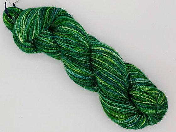 Green As Grass Alpaca Yarn