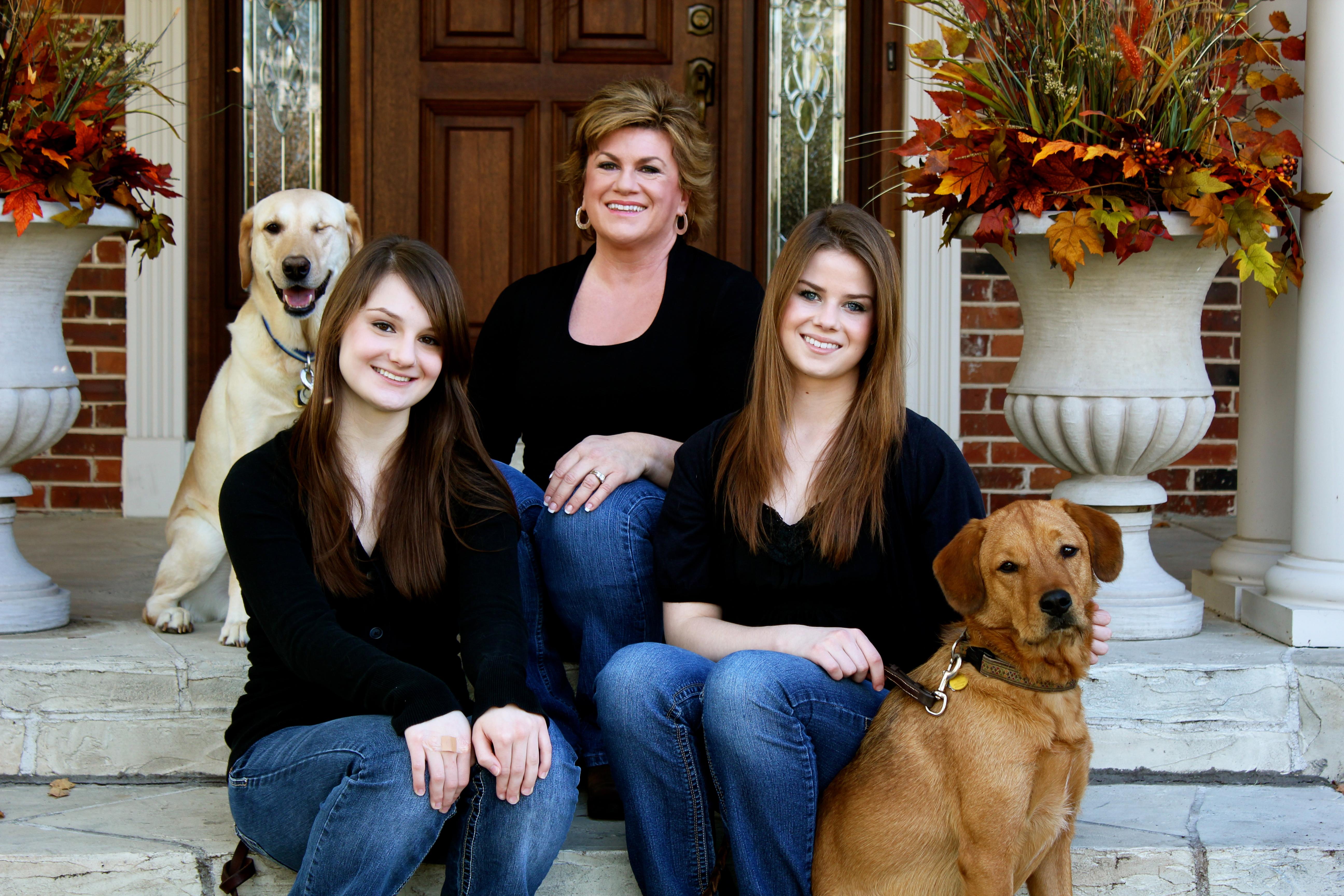 St. Louis- Family Portrait