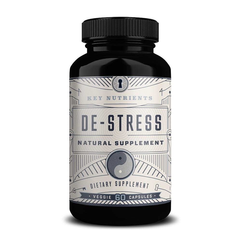De-Stress Supplement