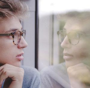 Reflection of self image