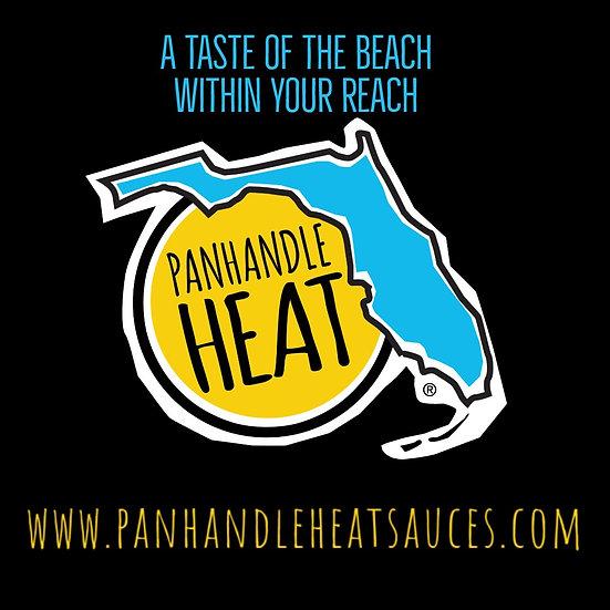 Panhandle Heat Sticker