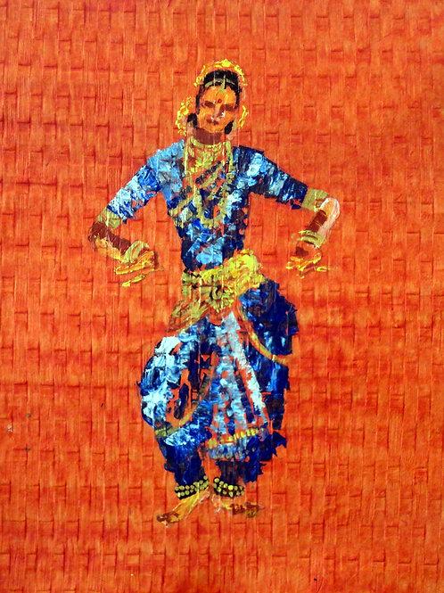 Bhartanatyam Dancer