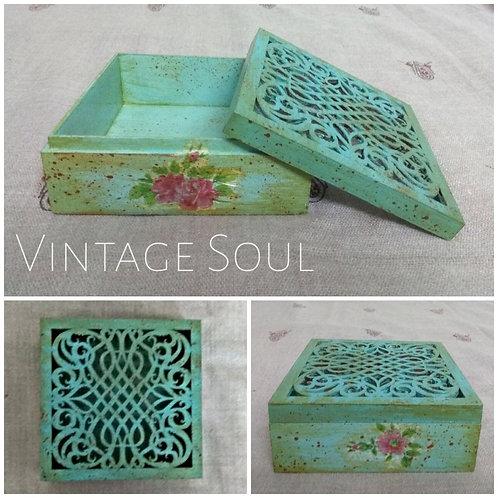 Vintage Soul Chocolate box