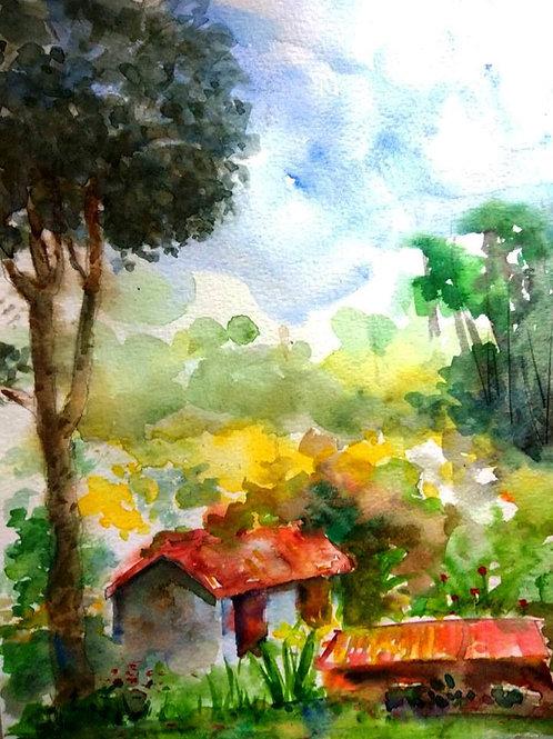 Kodai Landscape 1