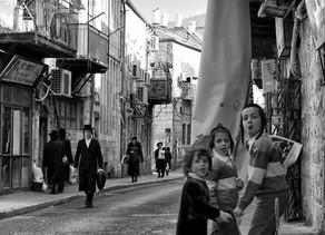 ISRAELANDO Meah Shearim - 100 Portoni