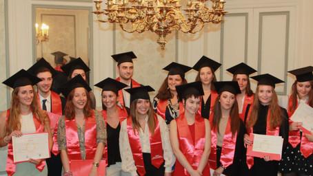 Remise des diplômes 2021