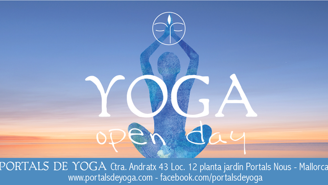 28.09.2018 YOGA OPEN DAY
