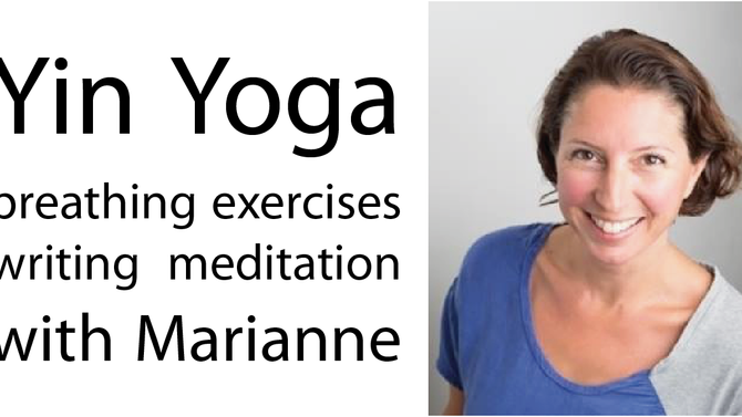 Yin Yoga with Marianne