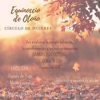 Círculo de mujeres 2/10/2021