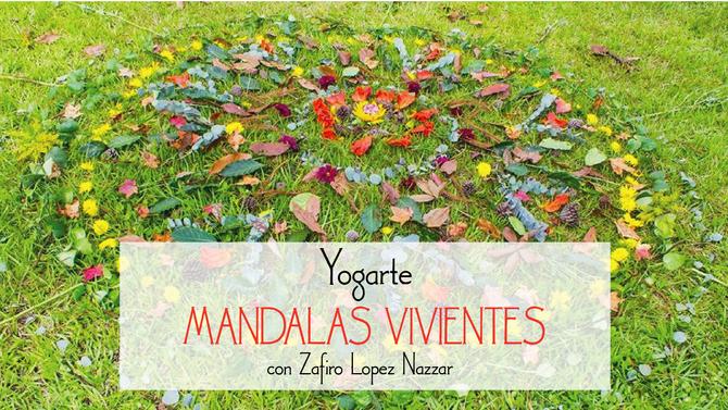 YOGARTE Mandalas vivientes 30/06/2019