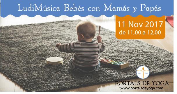 LudiMúsica Bebés con Mamás y Papás