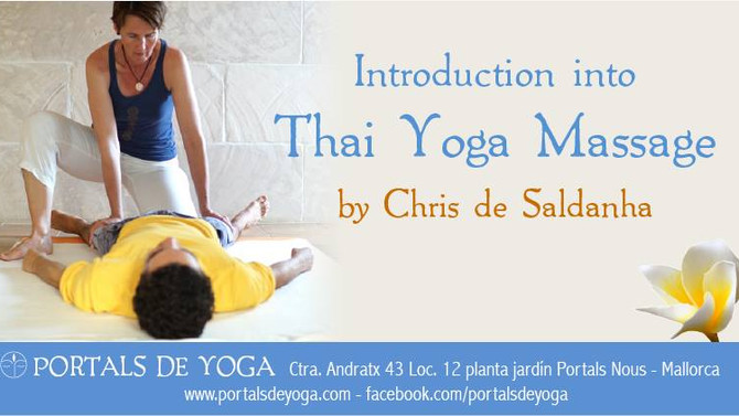 9.10.2018 THAI YOGA MASSAGE