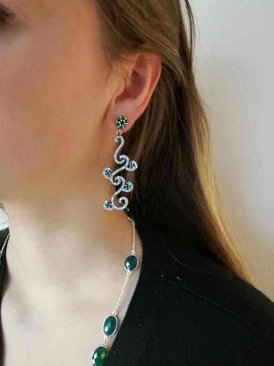 boucles d'oreilles SISSY