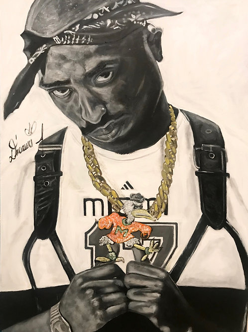 "2Pac ""Turnover chain"""