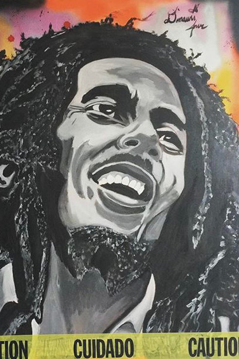 "Bob Marley ""Remembered as a Legend"""