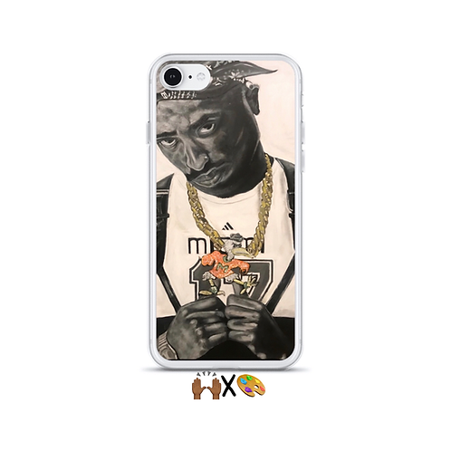 """2 Pac Turn Over Chain"" Phone Case"