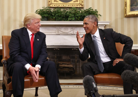 From Obama to Trump and beyond