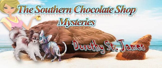 The Southern Chocolate Shop Mysteries