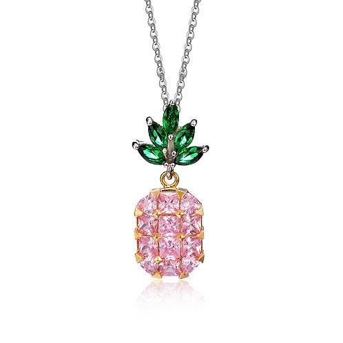 Pineapple Crystal Pendant