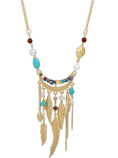 Navaho Statement Necklace