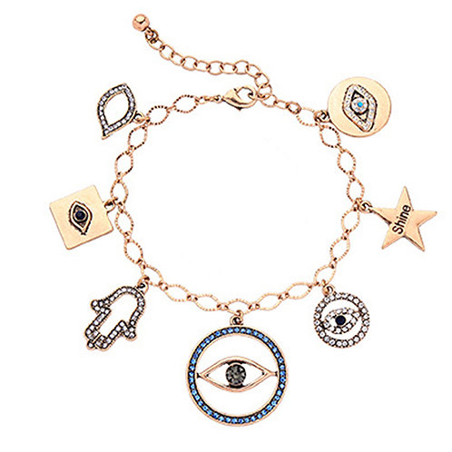 Protection Eye Bracelet