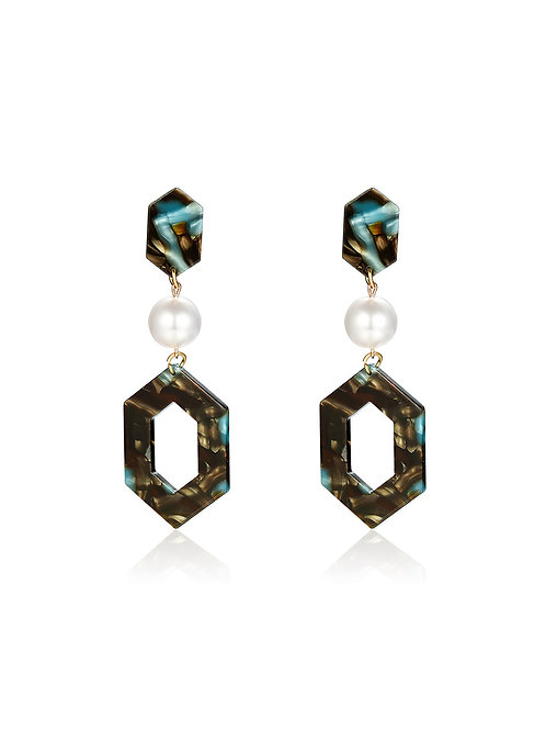 Lucinda Multicolour Earrings