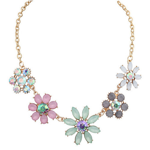Summer Bloom Necklace