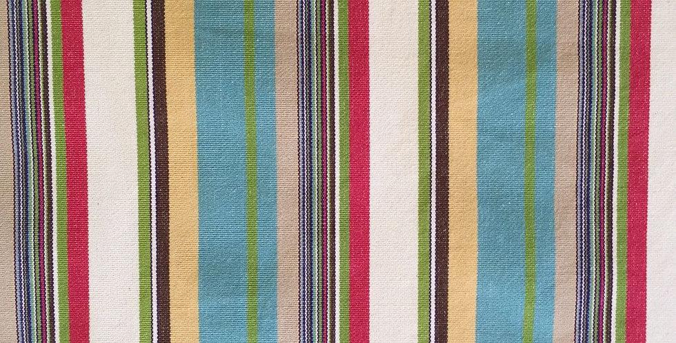 Summer Breeze Multicolor Stripe