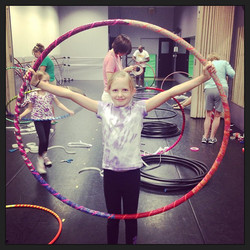 Hoopmaking awesomeness today! - next one is Sept 15th!