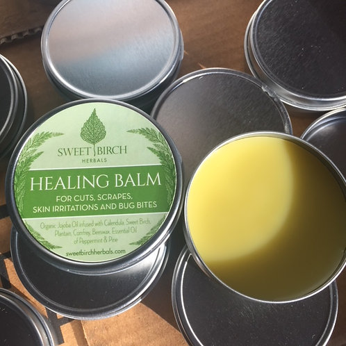 Healing Balm 2 oz. tin