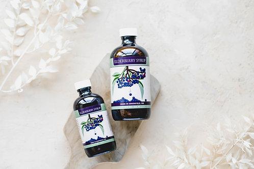 Elderberry Syrup 4 oz.
