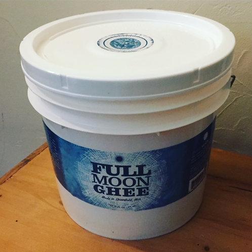 Gallon (128 oz) Full Moon Ghee