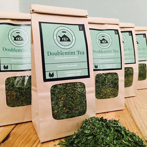 Doublemint Tea